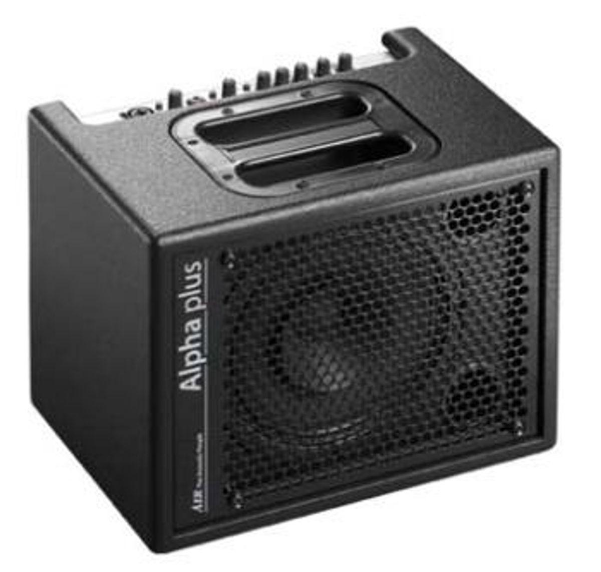 AER Introduces Alpha Plus Acoustic Amp