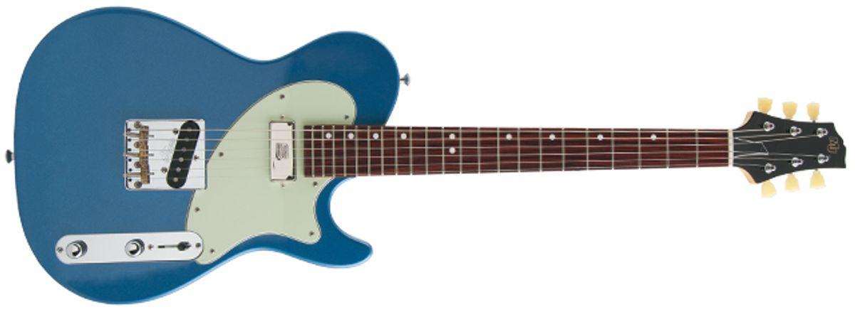 MJ Guitars Duke Deville Electric Guitar Review