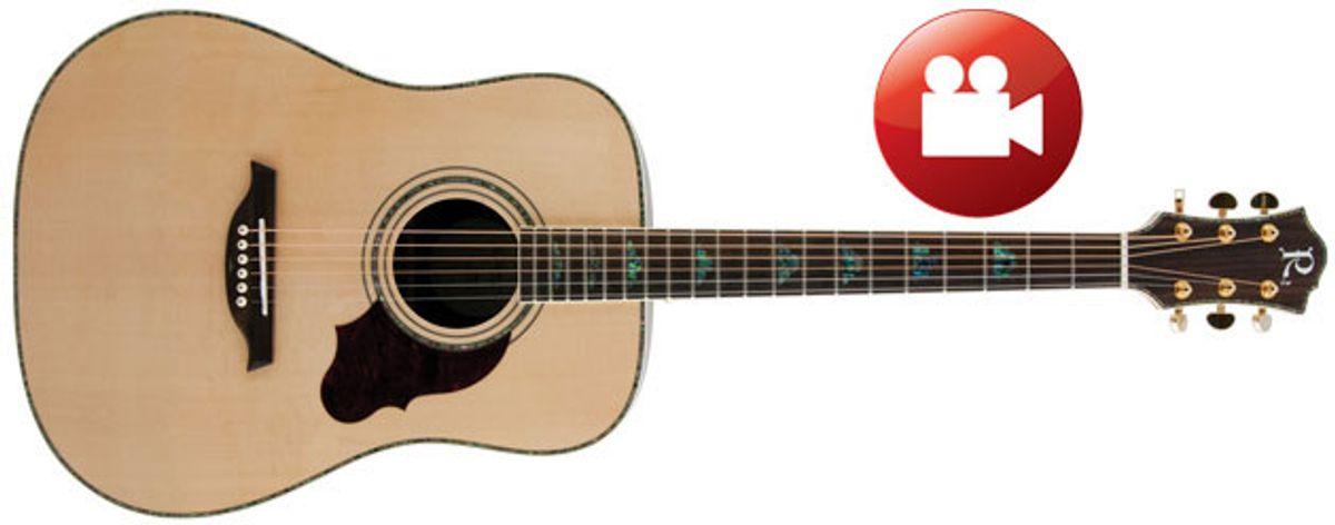 B.C. Rich BCR6 Acoustic Review
