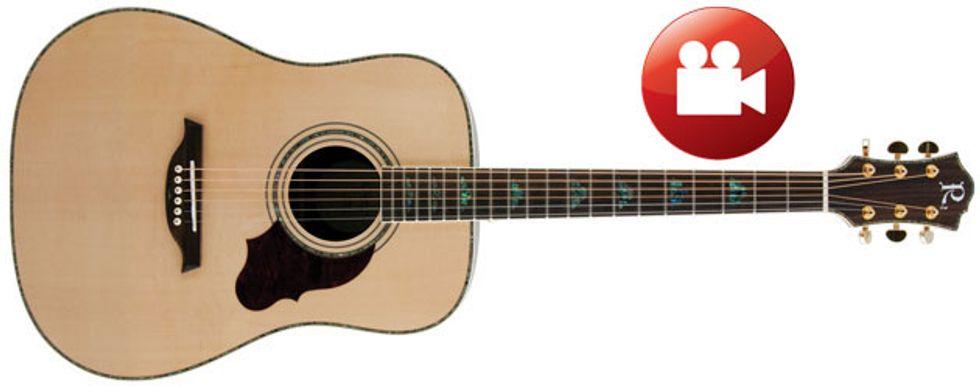 b c rich bcr6 acoustic review premier guitar. Black Bedroom Furniture Sets. Home Design Ideas