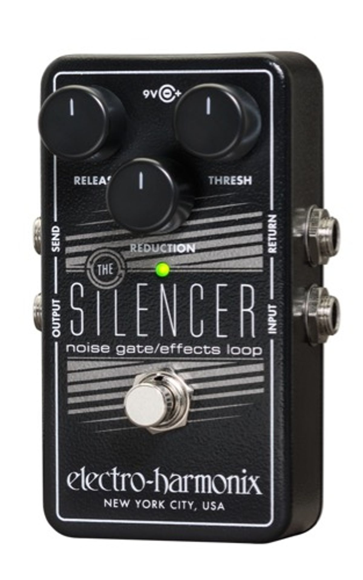 EHX Announces the Silencer Noise Gate and 22500 Dual Stereo Looper