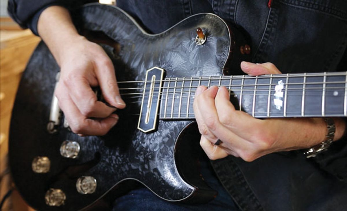 Jol Dantzig's Esoterica Electrica: The Sounds and Scents of 6-String Poetry
