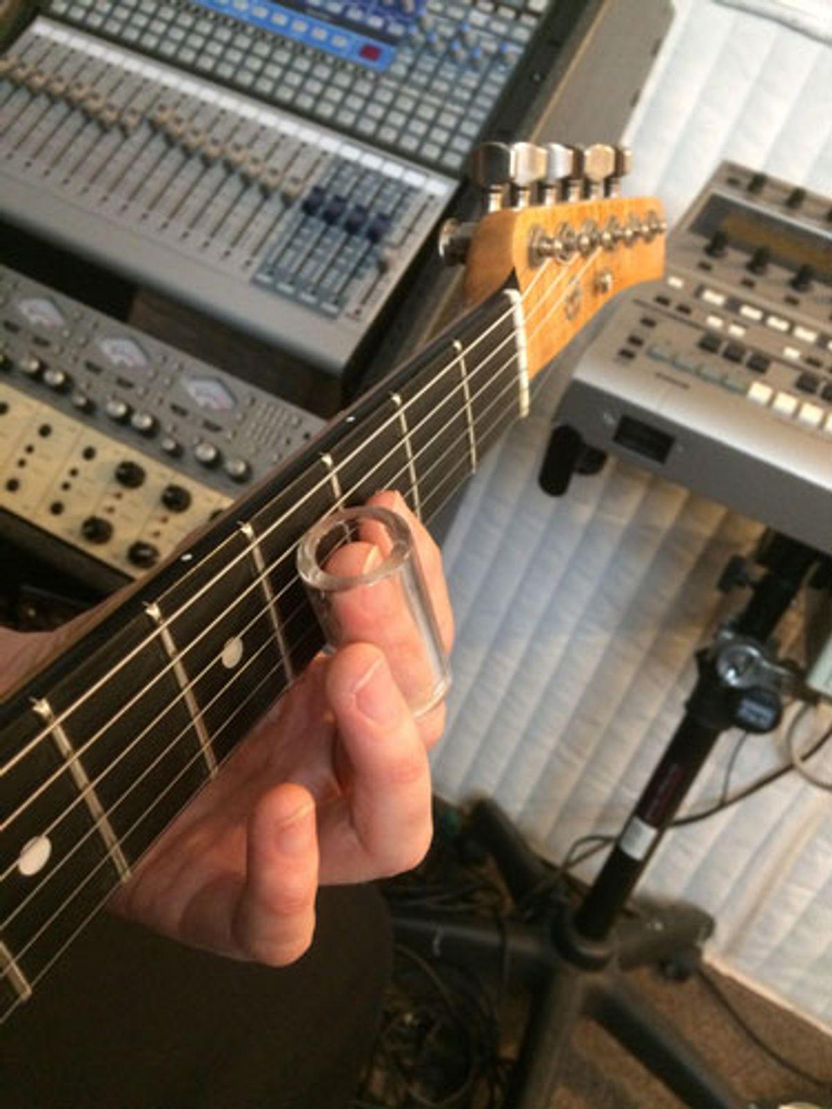 World Gone Shred: Slide Guitar Hijinks