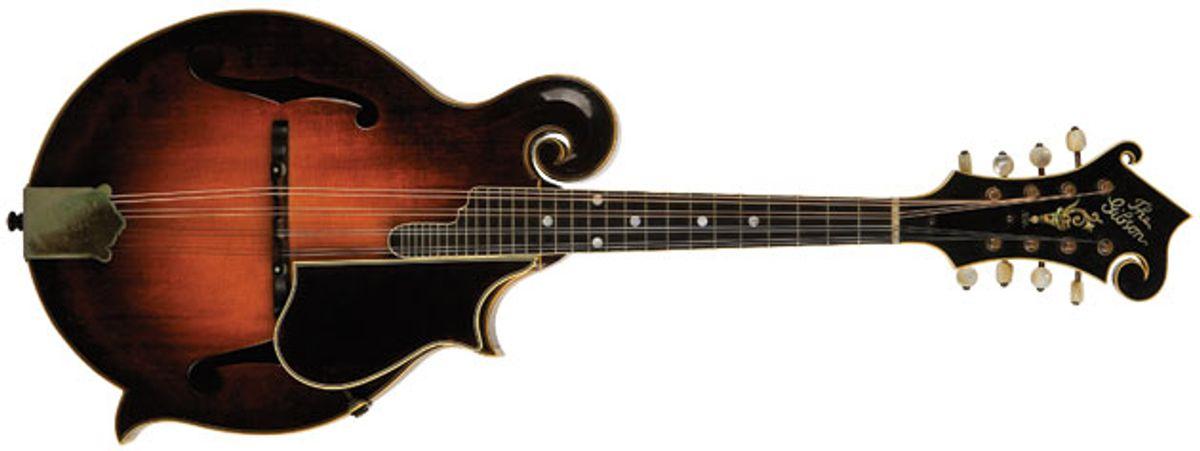 Vintage Vault: 1923 Gibson Master Model F-5 Mandolin