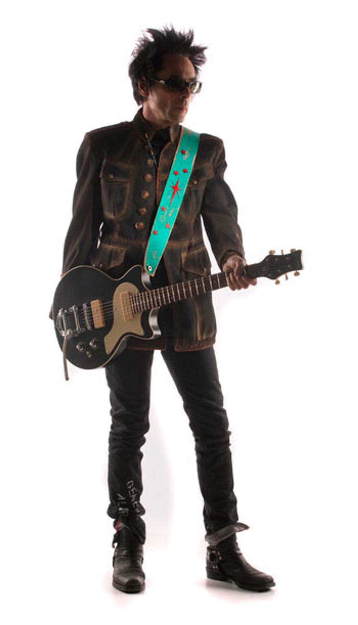 GuitarFetish Introduces Earl Slick's Slickstraps