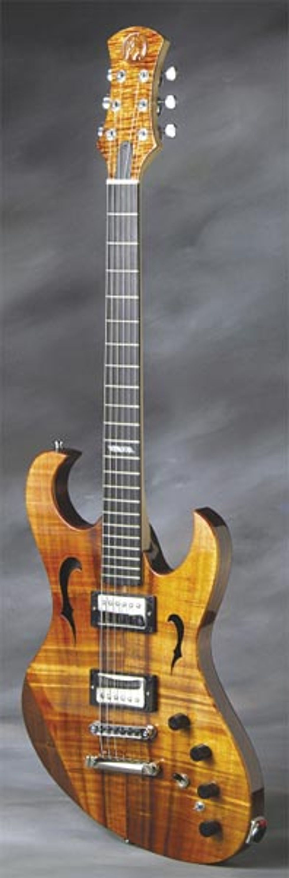 Brown''s Guitar Factory: BGF Chambered Guitar