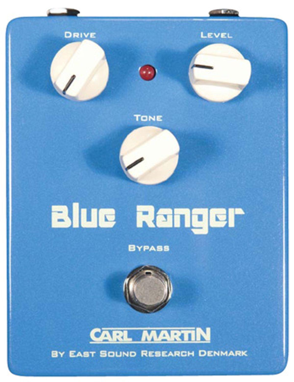Carl Martin Blue Ranger Pedal Review