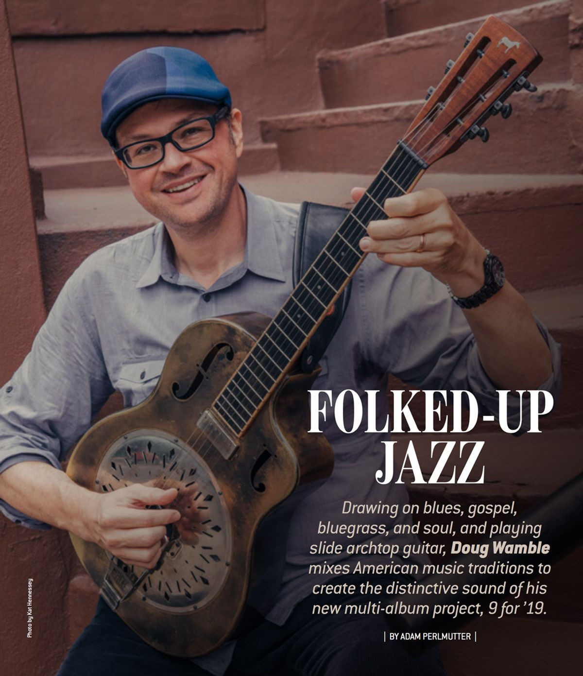 Doug Wamble's Folked-Up Jazz