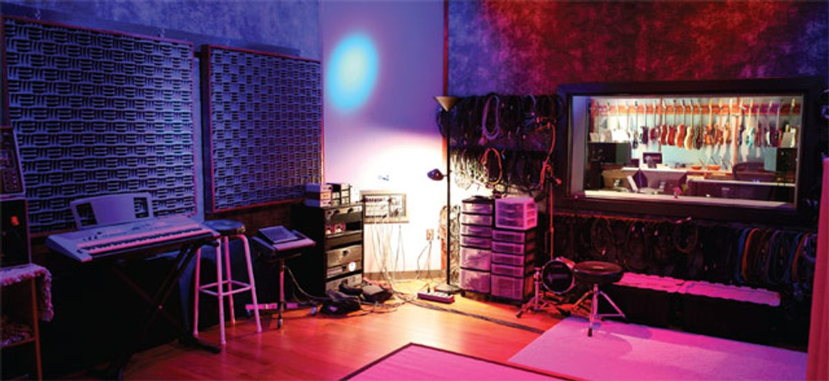 Studio Preparation: What You Should Know Before You Go