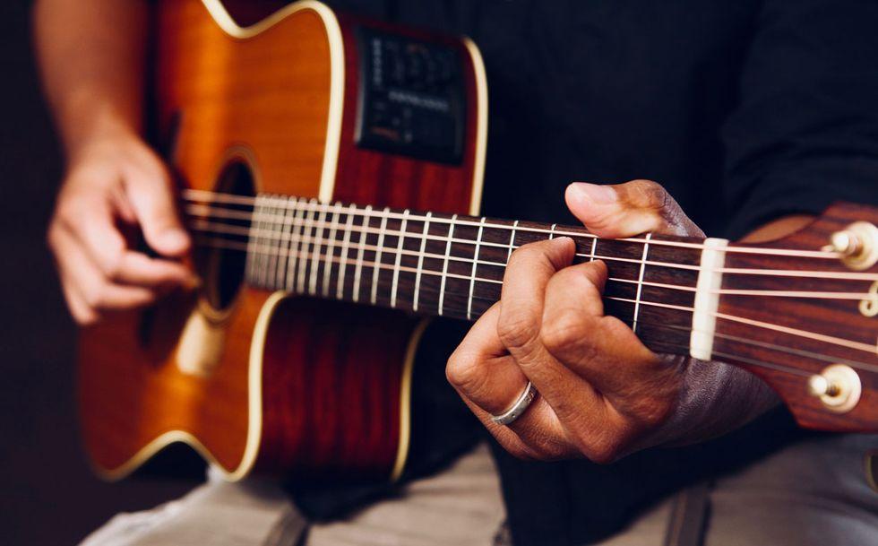 One Shape Blues Premier Guitar