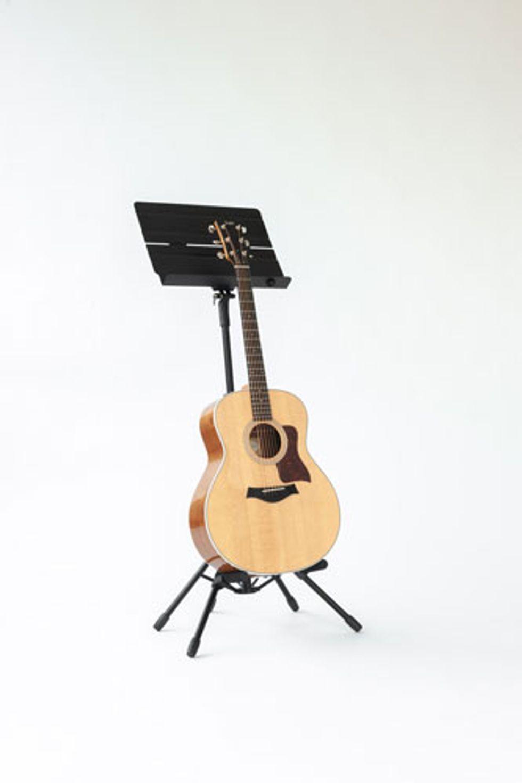 D&A Guitar Gear Announces the Hammerhead + Folding Music Stand