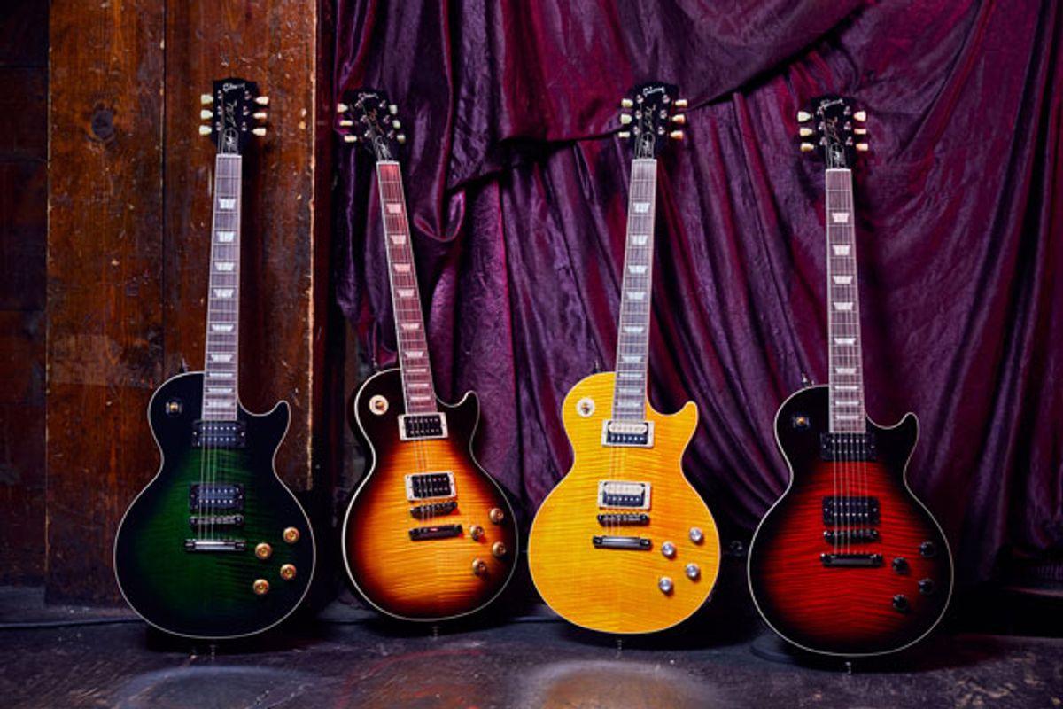 Gibson Announces the Slash Collection