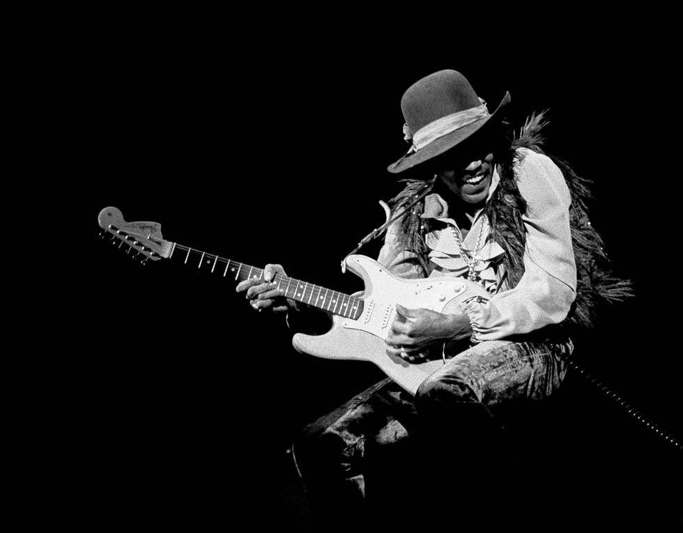 Last Call-Hendrix