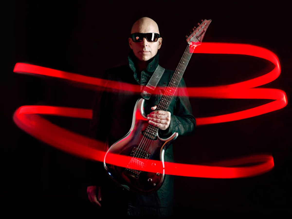 Joe Satriani Announces New Album, Shapeshifting