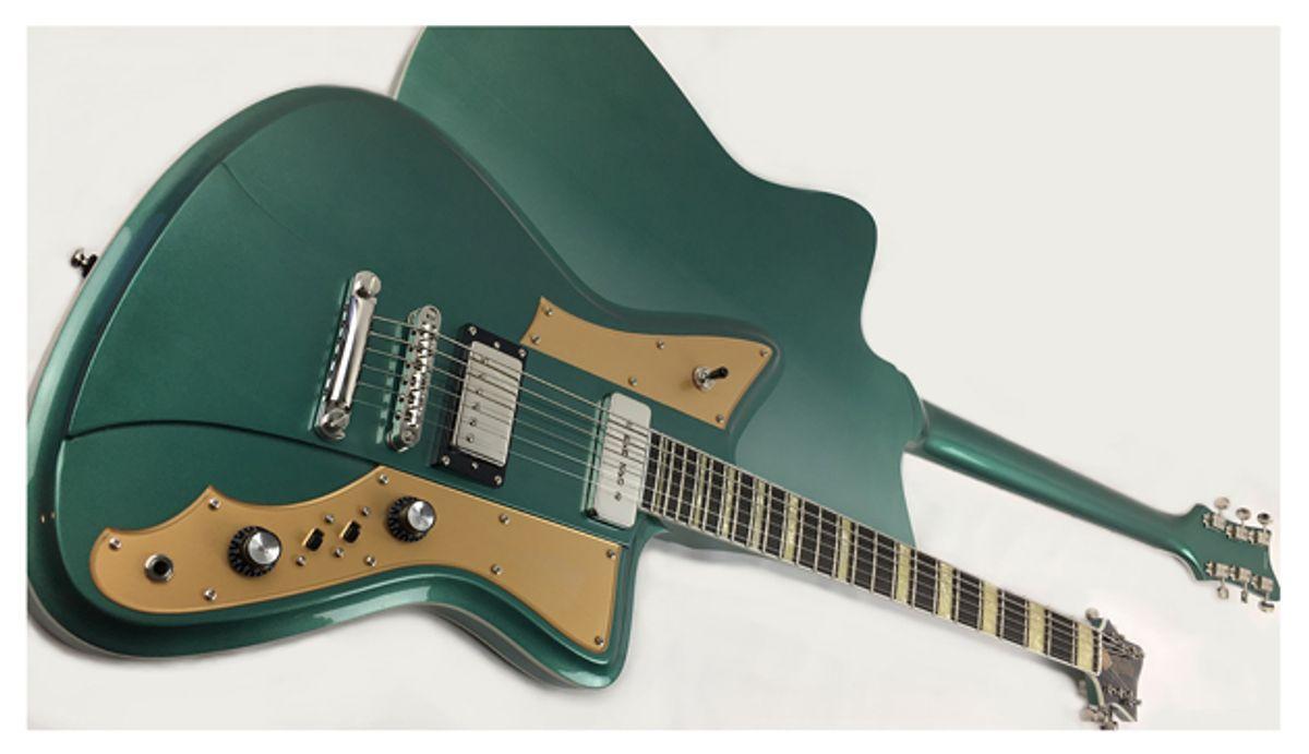 Rivolta by Novo Guitars Unveils New 2020 Line