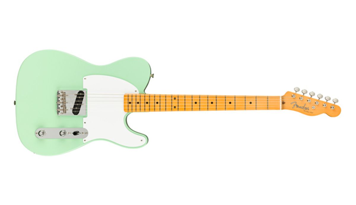Fender Celebrates with 70th Anniversary Esquire