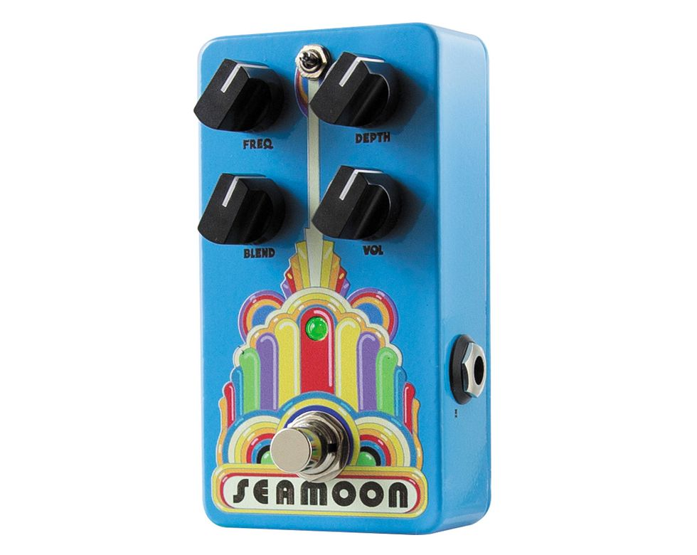 Seamoon FX Funk Machine review