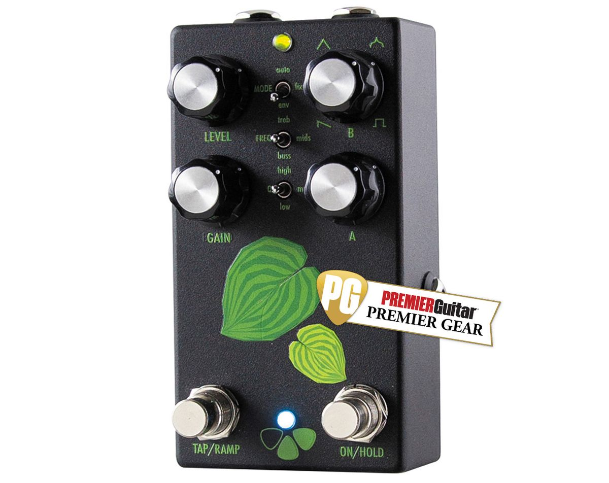 An Auto-Wah That Aims for More