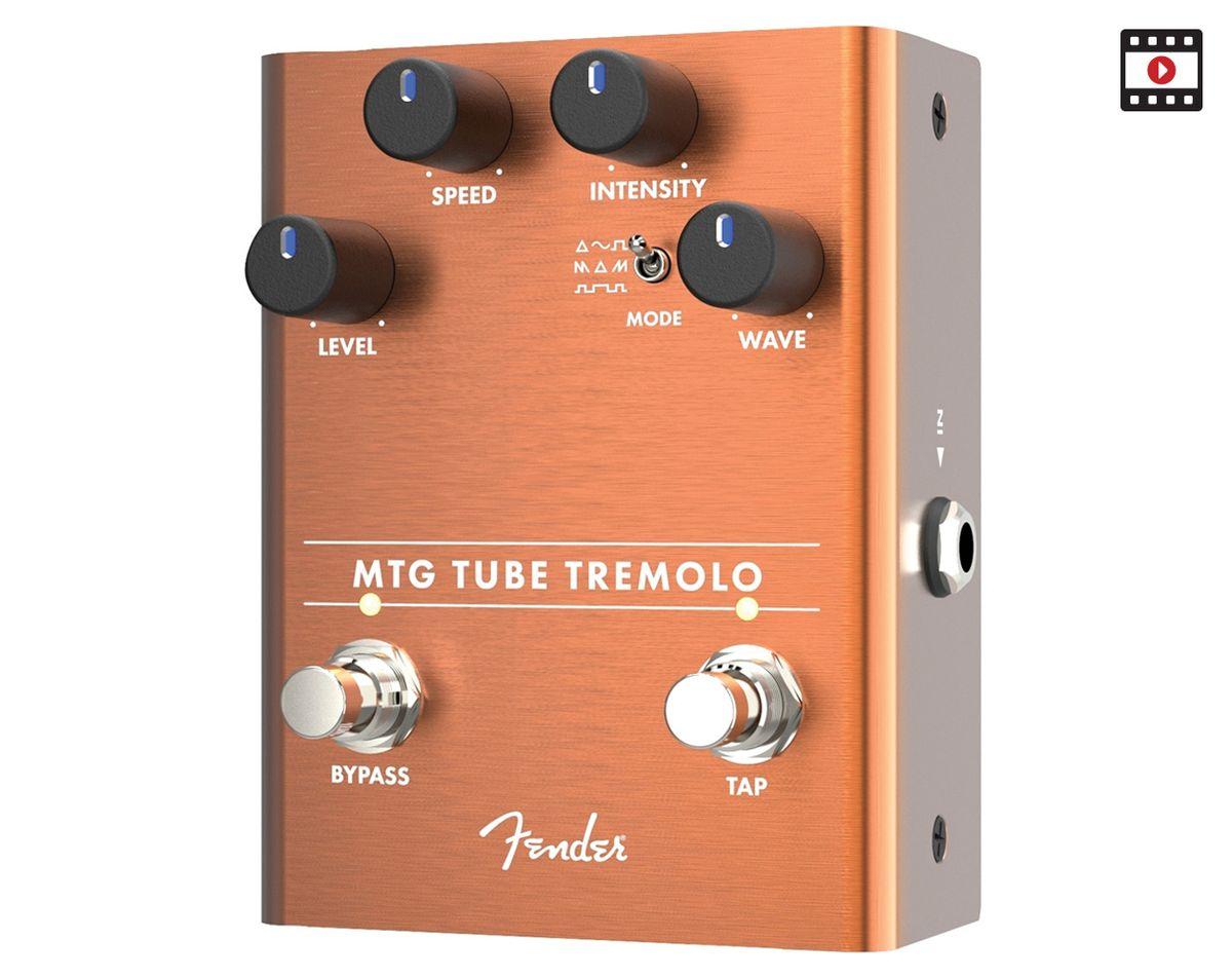 Fender MTG Tube Tremolo: The Premier Guitar Review