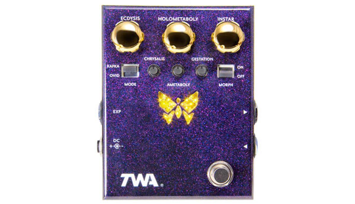 TWA Releases the DM-02 Dynamorph Harmonic Generator
