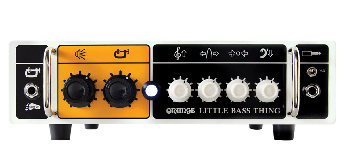 Orange Little Bass Thing: The Premier Guitar Review