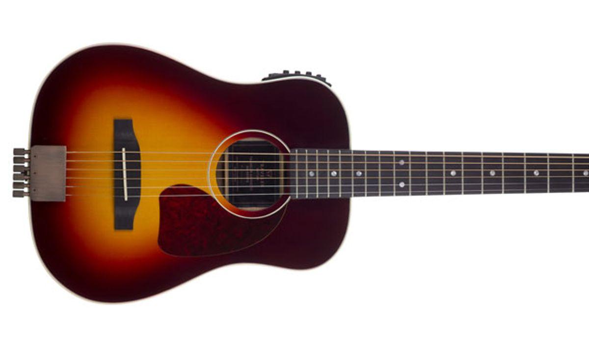 Traveler Guitar Introduces the AG-450EQ