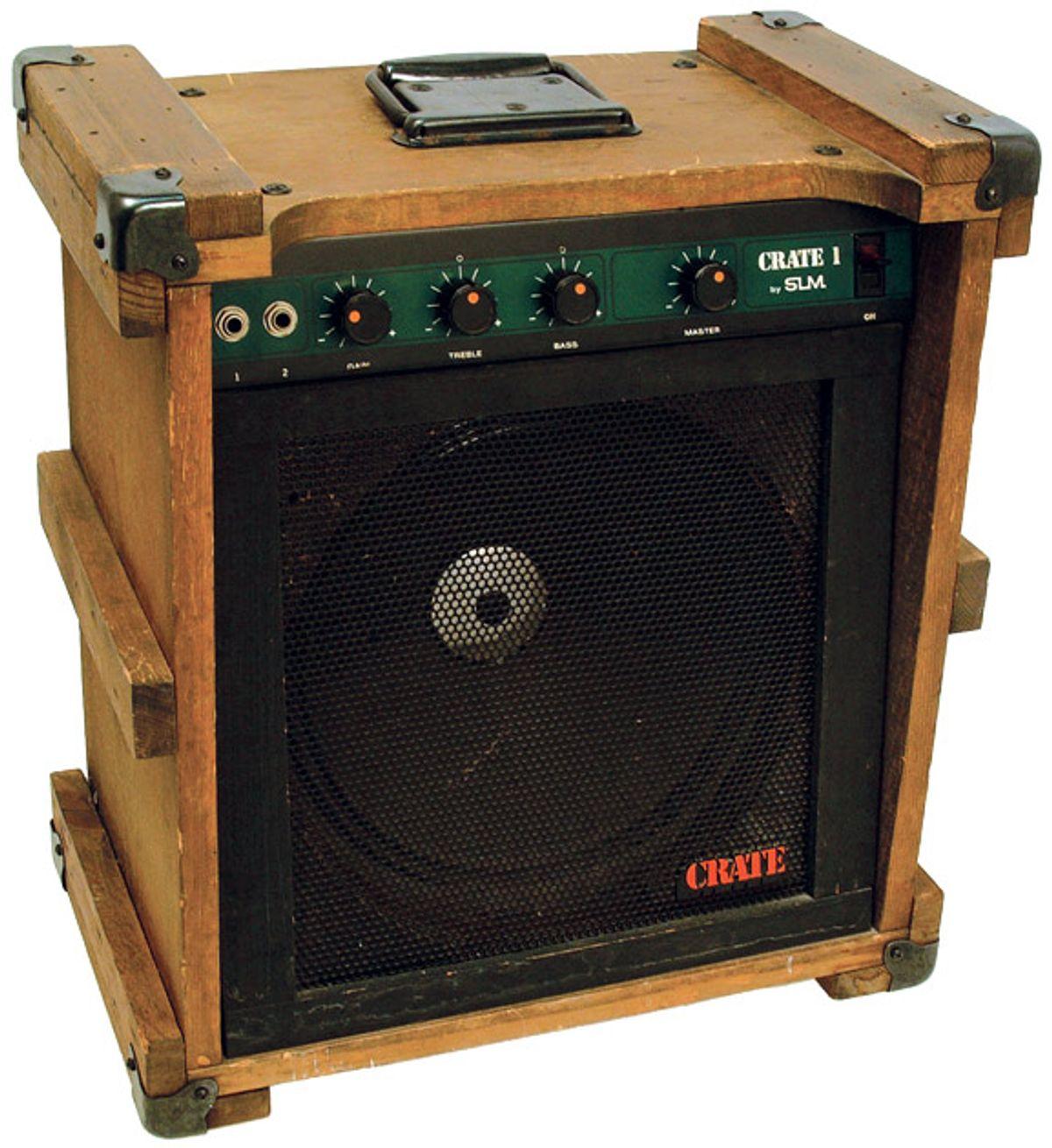 Trash or Treasure: Crate CR-1