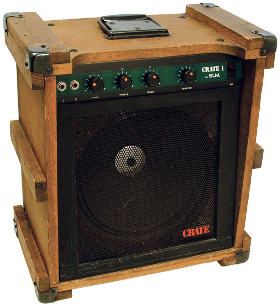 trash or treasure crate cr 1 premier guitar. Black Bedroom Furniture Sets. Home Design Ideas