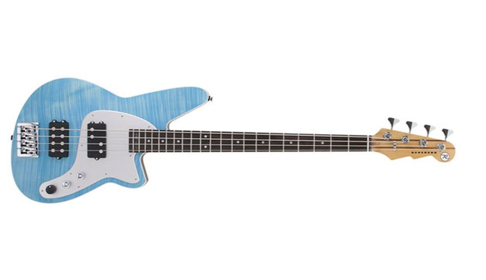 reverend guitars announces the 20th anniversary mercalli bass premier guitar. Black Bedroom Furniture Sets. Home Design Ideas