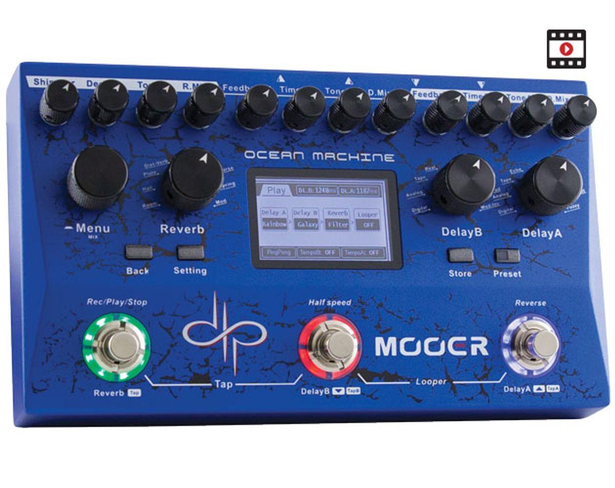 Mooer Ocean Machine Review