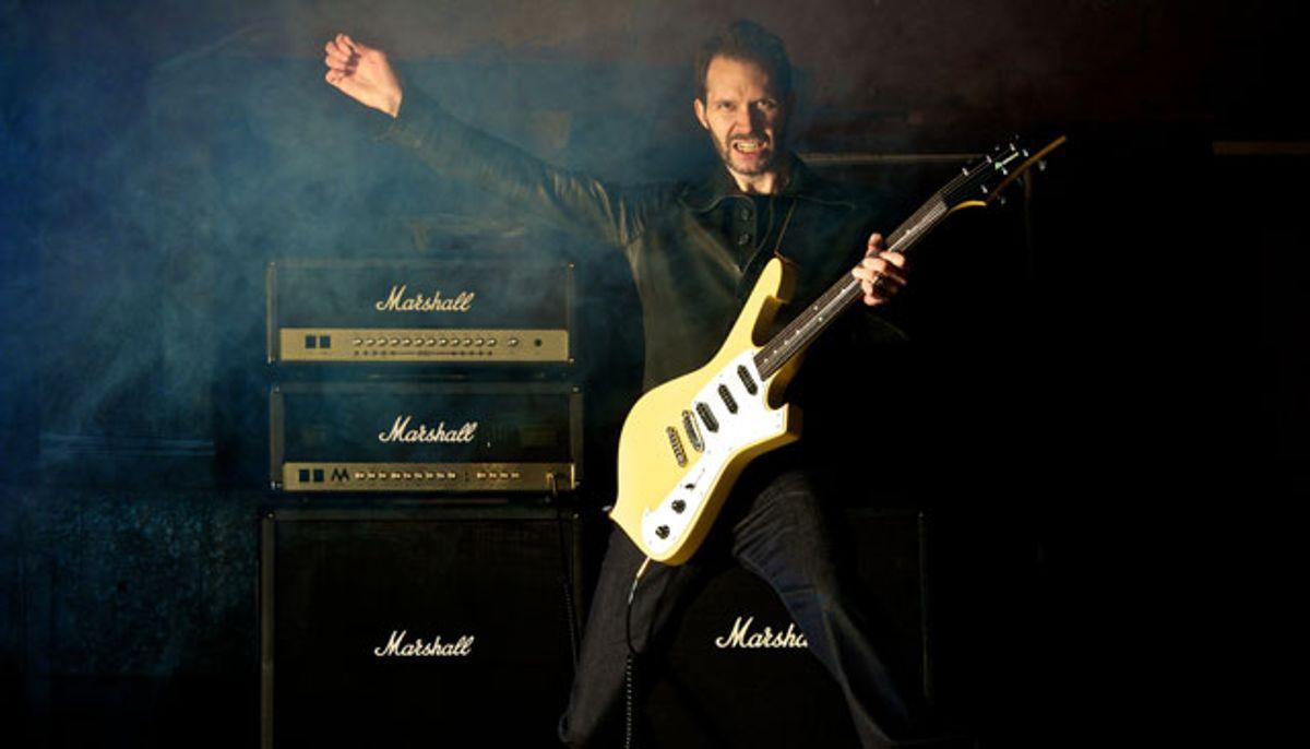 Paul Gilbert Launches Online Guitar School