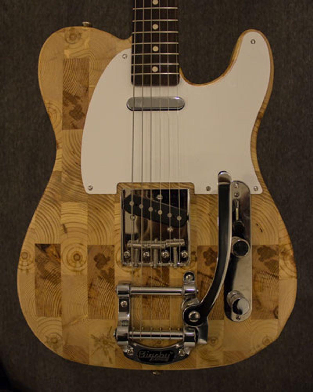 Wallace Detroit Guitars Announces Firehouse Series