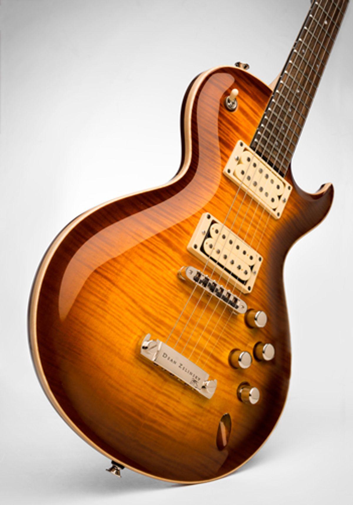 Dean Zelinsky Guitars Introduces the LaVoce