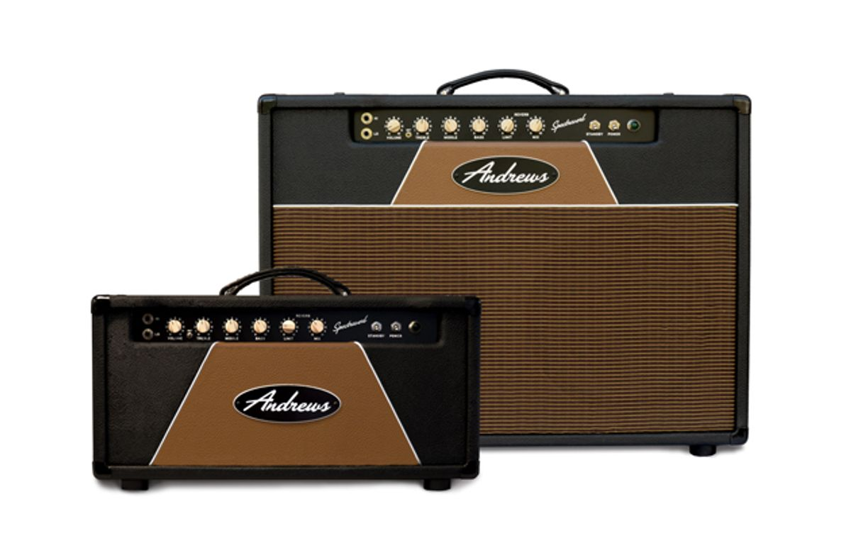 Andrews Amplification Expands Spectraverb Series