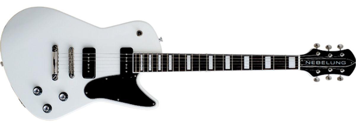 Nebelung Guitars Unveils the Riffmeister
