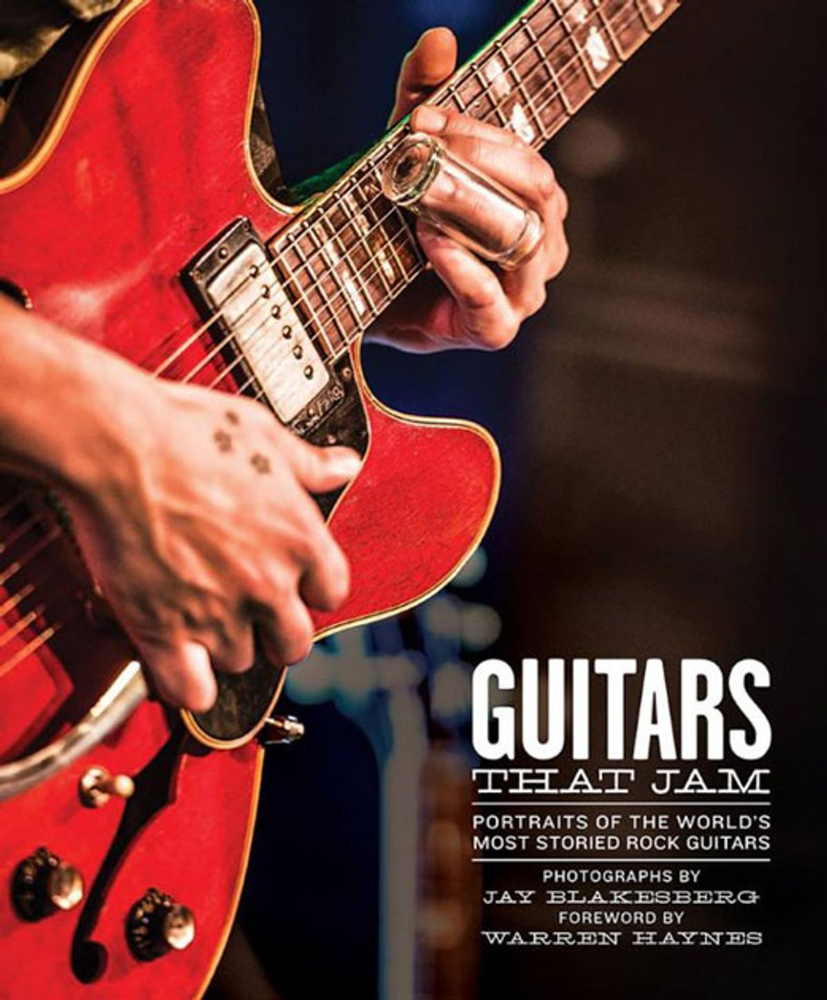 'Guitars That Jam' Book Excerpt