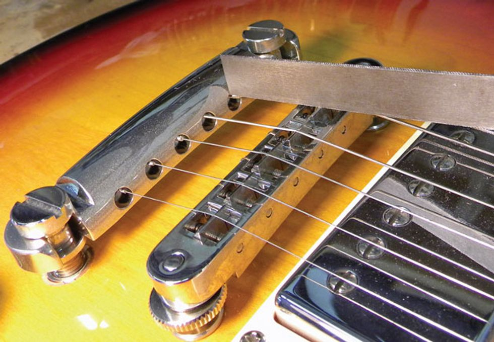 Guitar Shop 101 How To Take Your Les Paul Into The Slide Zone
