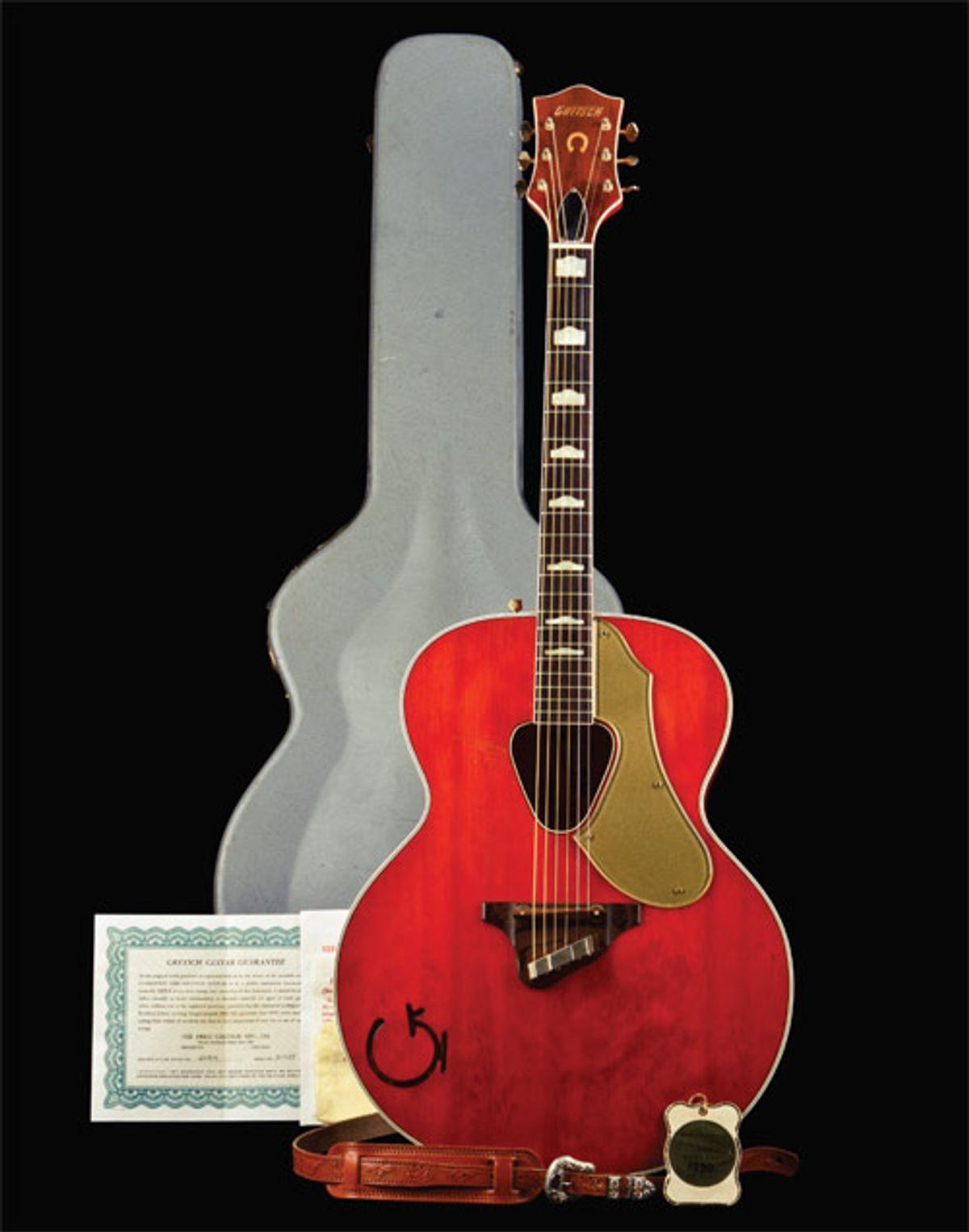 1957 Gretsch 6022 Rancher