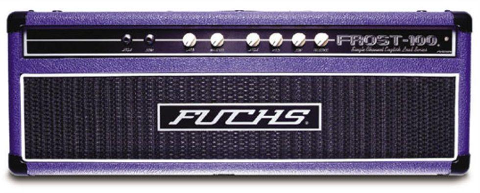 Fuchs Frost 100-1 Amplifier