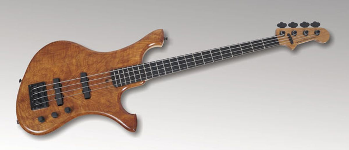 Artisan Bass Works Unveils the Fidelity Series