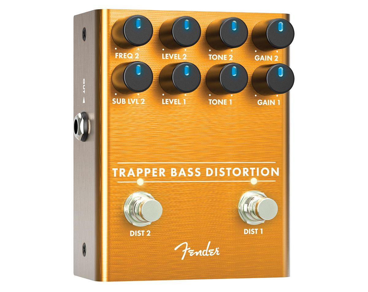 Fender Trapper Bass Distortion: The Premier Guitar Review