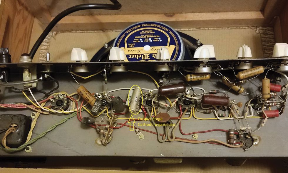 Ask Amp Man: Adding Gain to a Tired Regal R-1160 | Premier