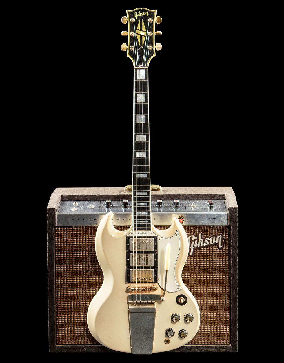 1964 Gibson SG Custom homepage