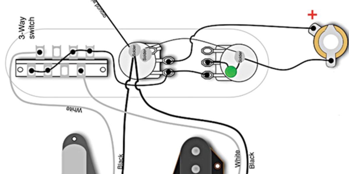 Factory Telecaster Wirings Pt 2, Fender Telecaster Guitar Wiring Diagrams