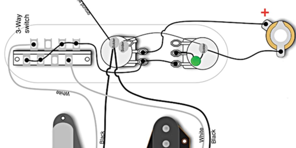 Factory Telecaster Wirings, Pt. 2 - Premier Guitar | Guitar Wiring Diagrams Telecaster |  | Premier Guitar