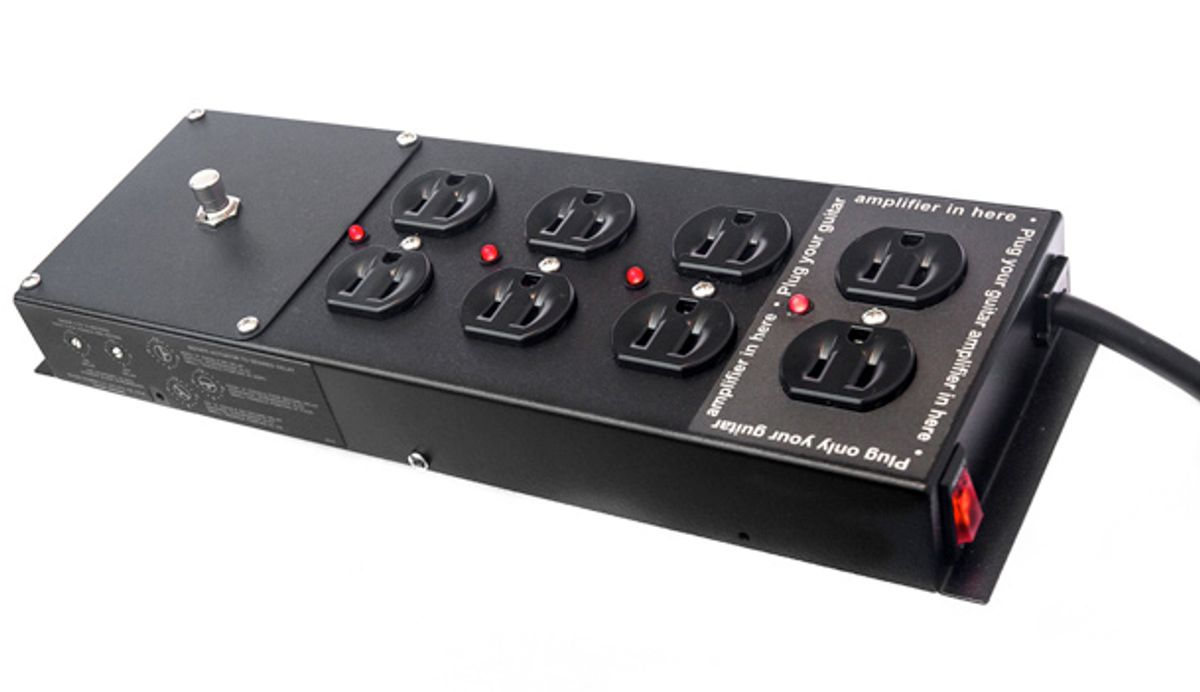 Rockn Stompn Introduces New Sequential Power Supply