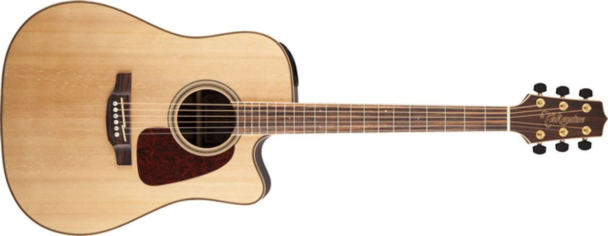 Takamine Introduces G-Series Acoustic Line