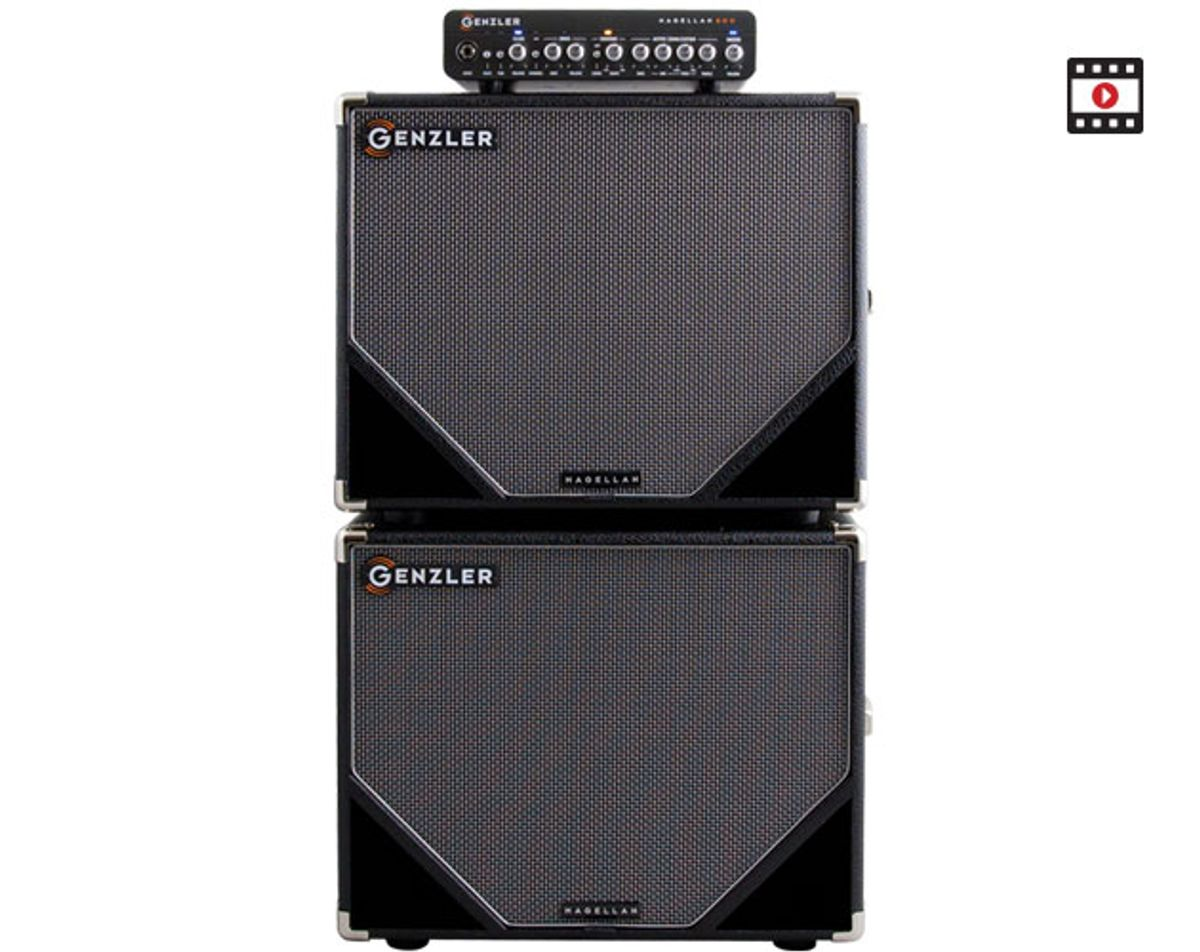 Genzler Amplification Magellan 800 and 112T Review
