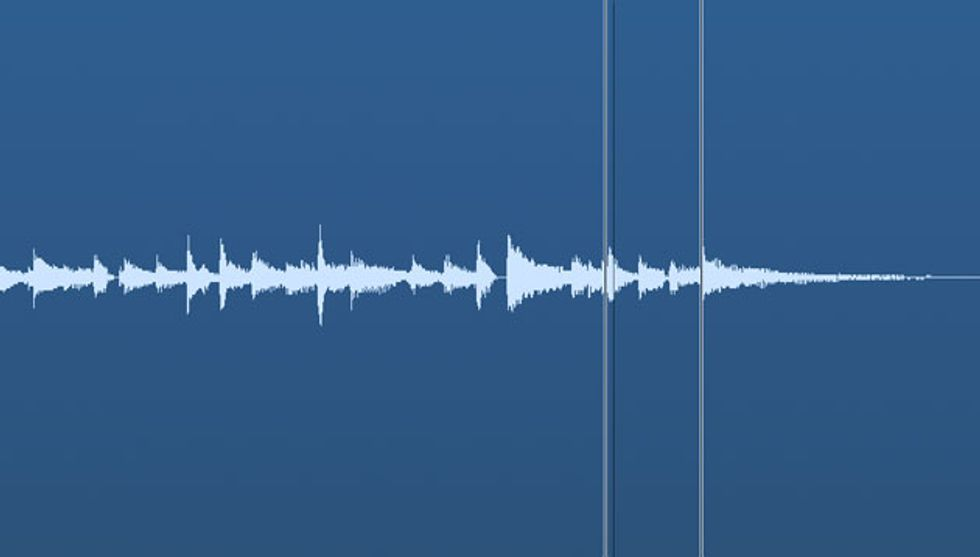 The Recording Guitarist: Basic Audio Editing—Slicing and Splicing