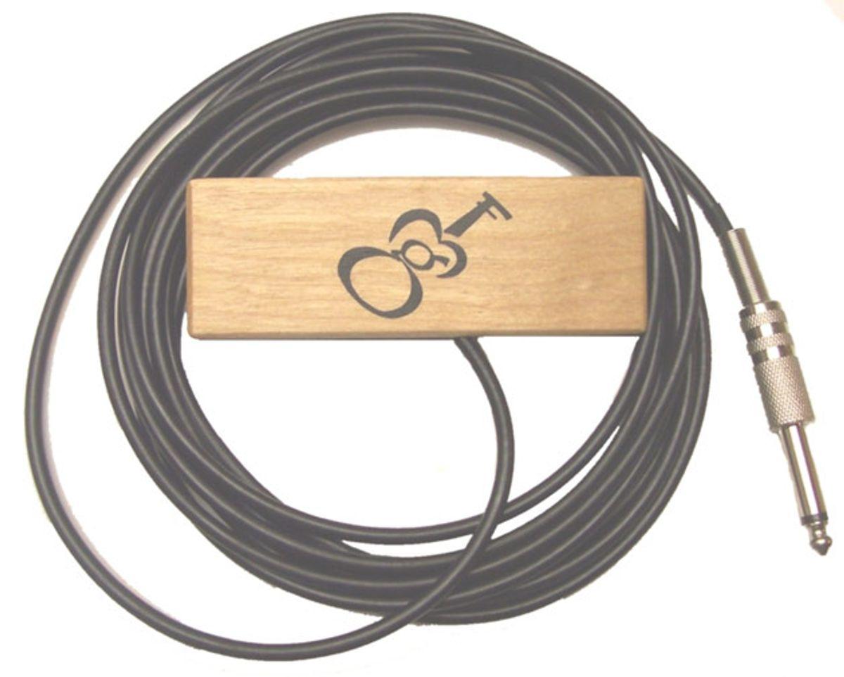 GMF Music Announces SH-1 Acoustic Guitar Soundhole Pickup